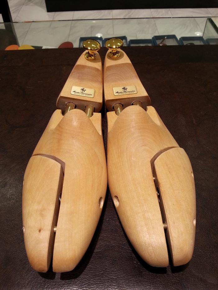 シューケアセミナー、靴のお手入れの基本のおさらいその1です。_b0226322_9435391.jpg