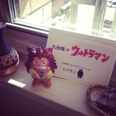 金沢を訪れて、九谷焼を手に入れました。_f0095325_2342934.jpg