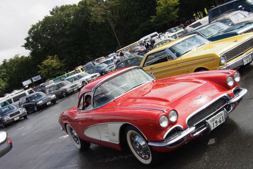 """クラシック オートモービル ロード ショー""""CARS""""_d0122640_17511048.jpg"""