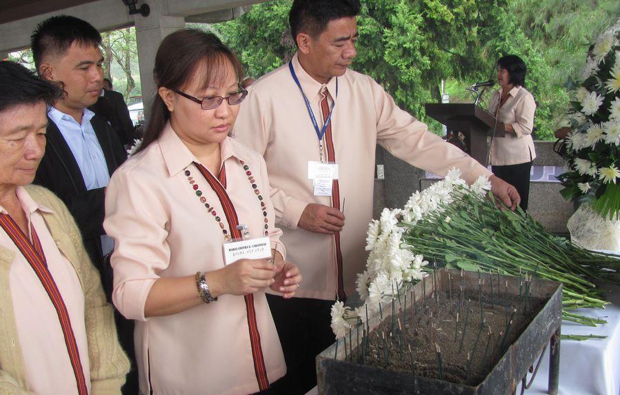 フィリピン・北ルソンの日系人 移民110周年を祝う Triple Anniversary, in Baguio_a0109542_16122943.jpg