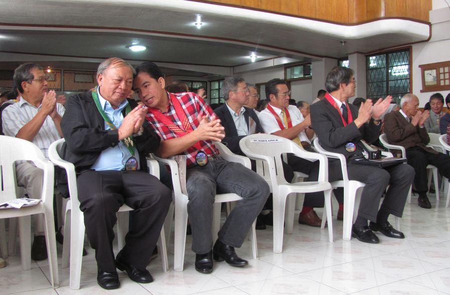 フィリピン・北ルソンの日系人 移民110周年を祝う Triple Anniversary, in Baguio_a0109542_16194328.jpg