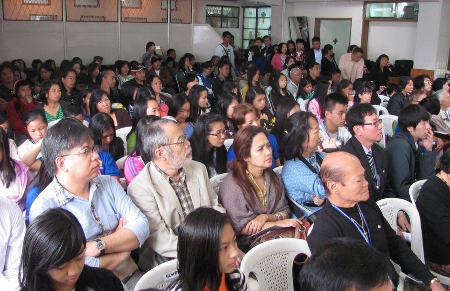 フィリピン・北ルソンの日系人 移民110周年を祝う Triple Anniversary, in Baguio_a0109542_1621069.jpg
