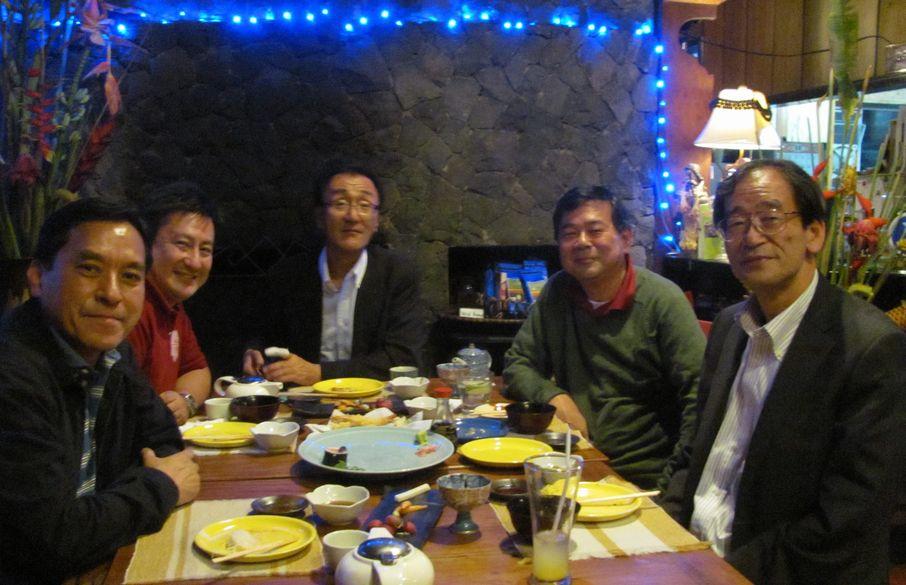 フィリピン・北ルソンの日系人 移民110周年を祝う Triple Anniversary, in Baguio_a0109542_16472996.jpg