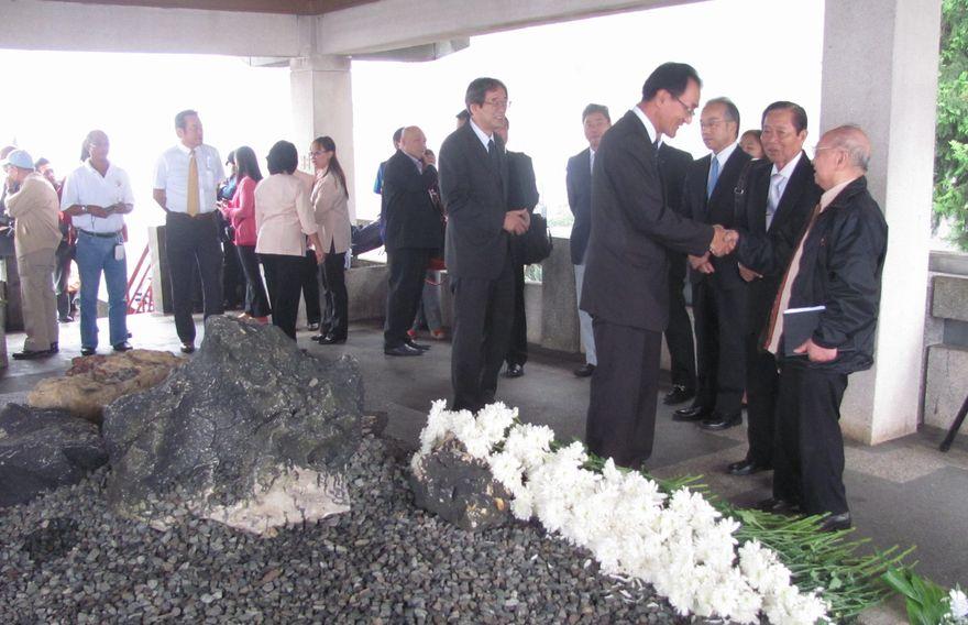 フィリピン・北ルソンの日系人 移民110周年を祝う Triple Anniversary, in Baguio_a0109542_1694313.jpg