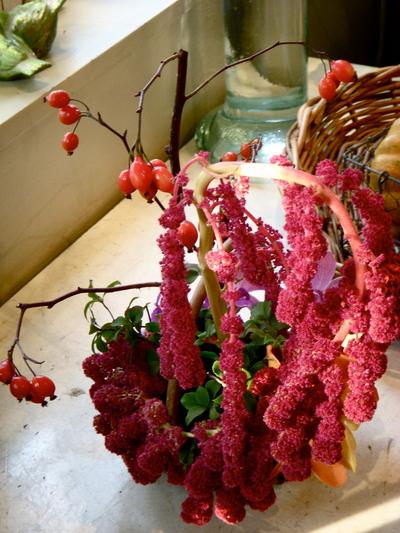 かわいい芸術家・敬老の日の花贈り。。。_a0229658_7232890.jpg