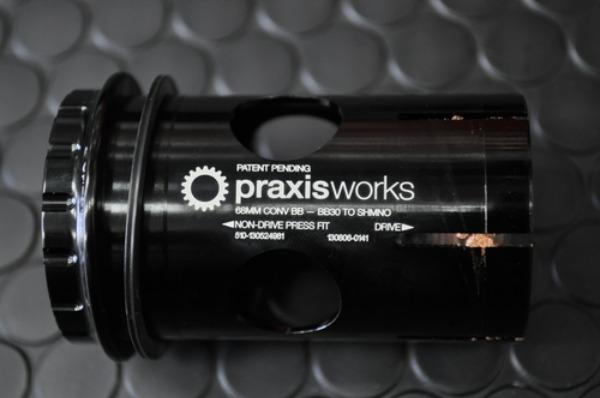 Praxis works BB30,PF30 BBキット入荷_a0262093_1146333.jpg