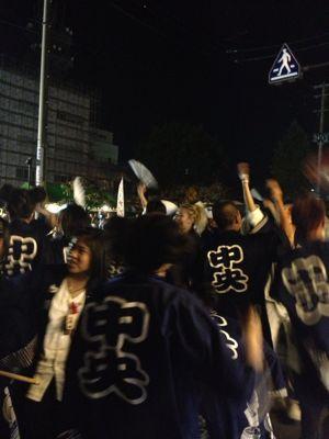 十和田秋祭り_a0134394_1521216.jpg