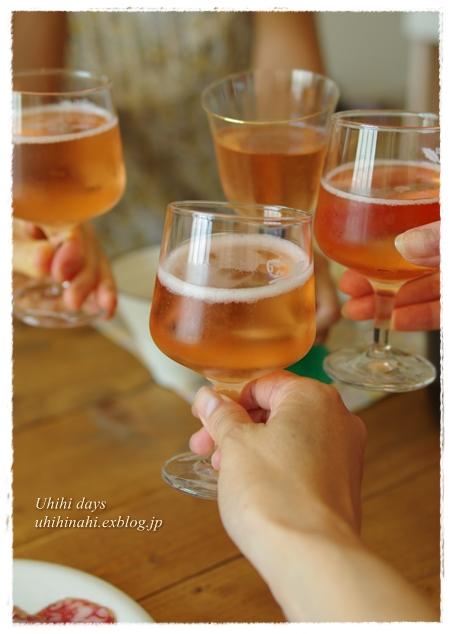 優しい和食でワイン会♪_f0179404_914215.jpg