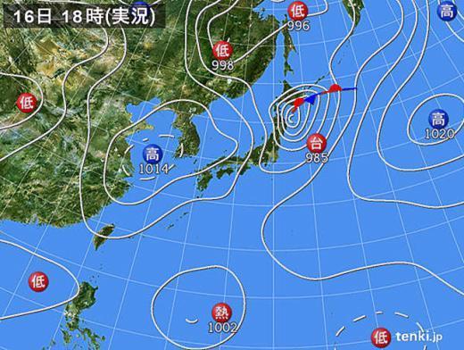2013年9月16日(月):台風接近![中標津町郷土館]_e0062415_234559.jpg