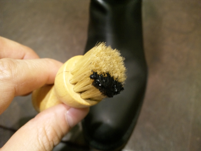 靴のお手入れの基本(シューケアセミナーおさらいその2)クリームのお話。_b0226322_13244095.jpg