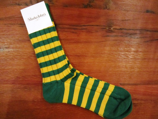 """Marko John\'s\"" Superior British Socks ご紹介_f0191324_9291410.jpg"