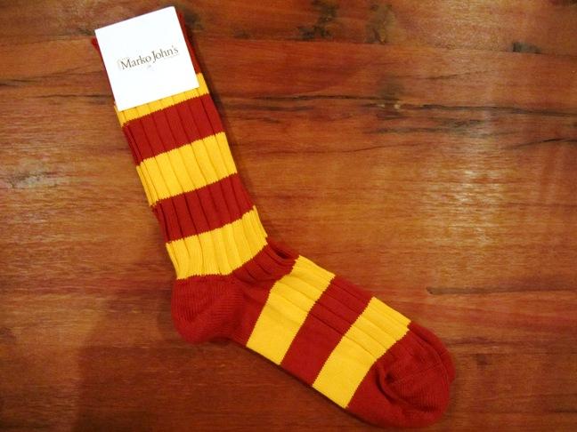 """Marko John\'s\"" Superior British Socks ご紹介_f0191324_9293975.jpg"