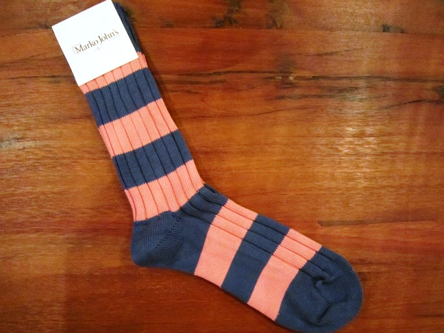 """Marko John\'s\"" Superior British Socks ご紹介_f0191324_9294784.jpg"