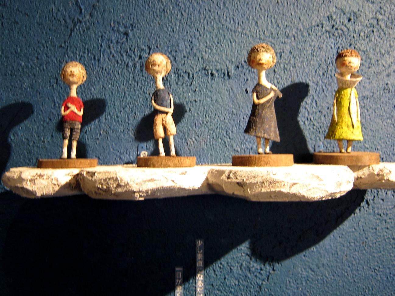 2207)「経塚真代 KEIZUKA MASAYO 造形作品展 『ちいさくて見えない星』」エスキス 9月5日(木)~10月1日(火)_f0126829_10303262.jpg