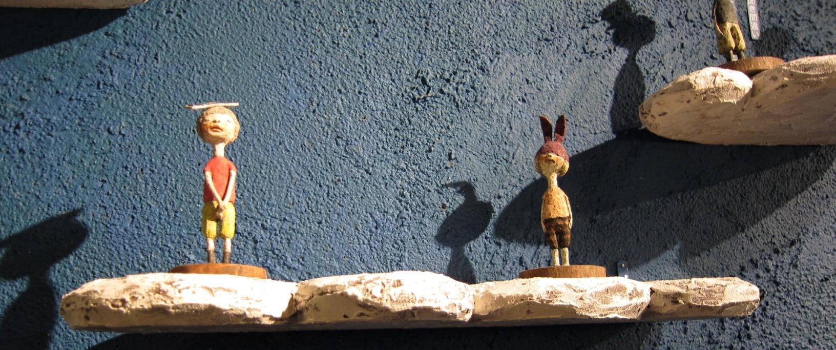 2207)「経塚真代 KEIZUKA MASAYO 造形作品展 『ちいさくて見えない星』」エスキス 9月5日(木)~10月1日(火)_f0126829_10431091.jpg