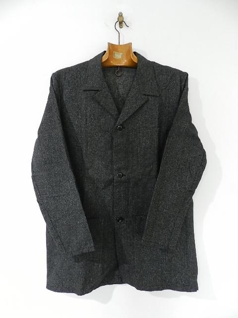 Black chambray work jacket_f0226051_12424960.jpg