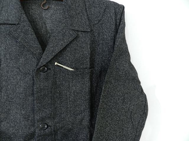 Black chambray work jacket_f0226051_12441180.jpg