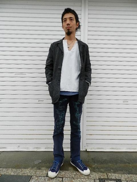 Black chambray work jacket snaps_f0226051_21474412.jpg