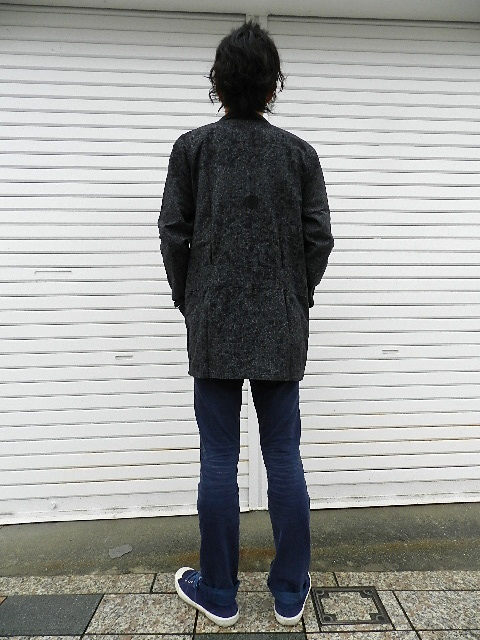 Black chambray work jacket snaps_f0226051_21481642.jpg