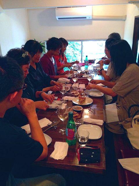 第15回手話講座(交流会)~松屋町・フジマル醸造所さんで開催しました~_a0277483_2305333.jpg