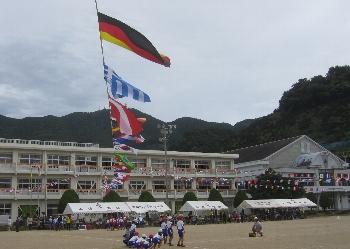 9月15日「運動会のち慰労会」_f0003283_115148100.jpg