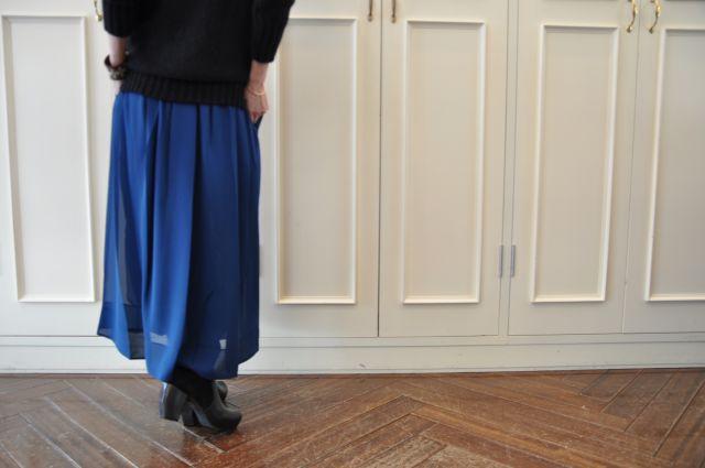 ロングスカートと言えば forte forte ._b0110586_20101940.jpg