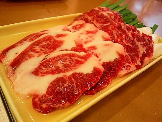 熊本 馬刺・馬焼肉 『らむ』_d0022799_18444250.jpg