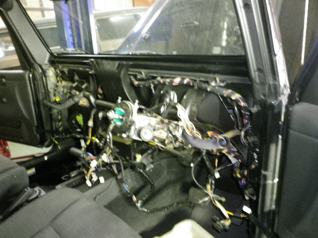 ラングラー エアコン&ヒーター修理 エバポ、ヒーターコア交換_b0123820_11385565.jpg