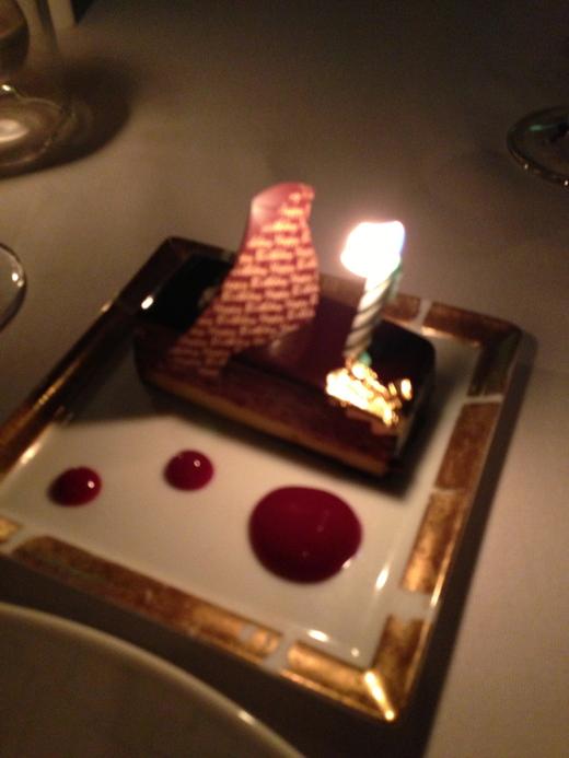 (続)Birthday dinner @La Mar at Halekulani Part 2_f0215324_18413711.jpg
