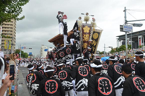 岸和田だんじり祭_e0164563_12114437.jpg