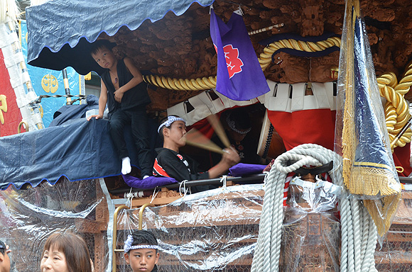 岸和田だんじり祭_e0164563_1292361.jpg