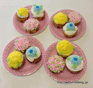 カップケーキだよ~_f0281084_165547.jpg