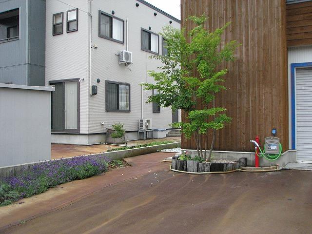 ◆ 風除室&フェンス ◆_c0078202_1430639.jpg