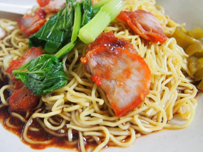 2013 9月 シンガポール(22)   雲呑麺 文記@Clementi Food Centre_f0062122_8173865.jpg