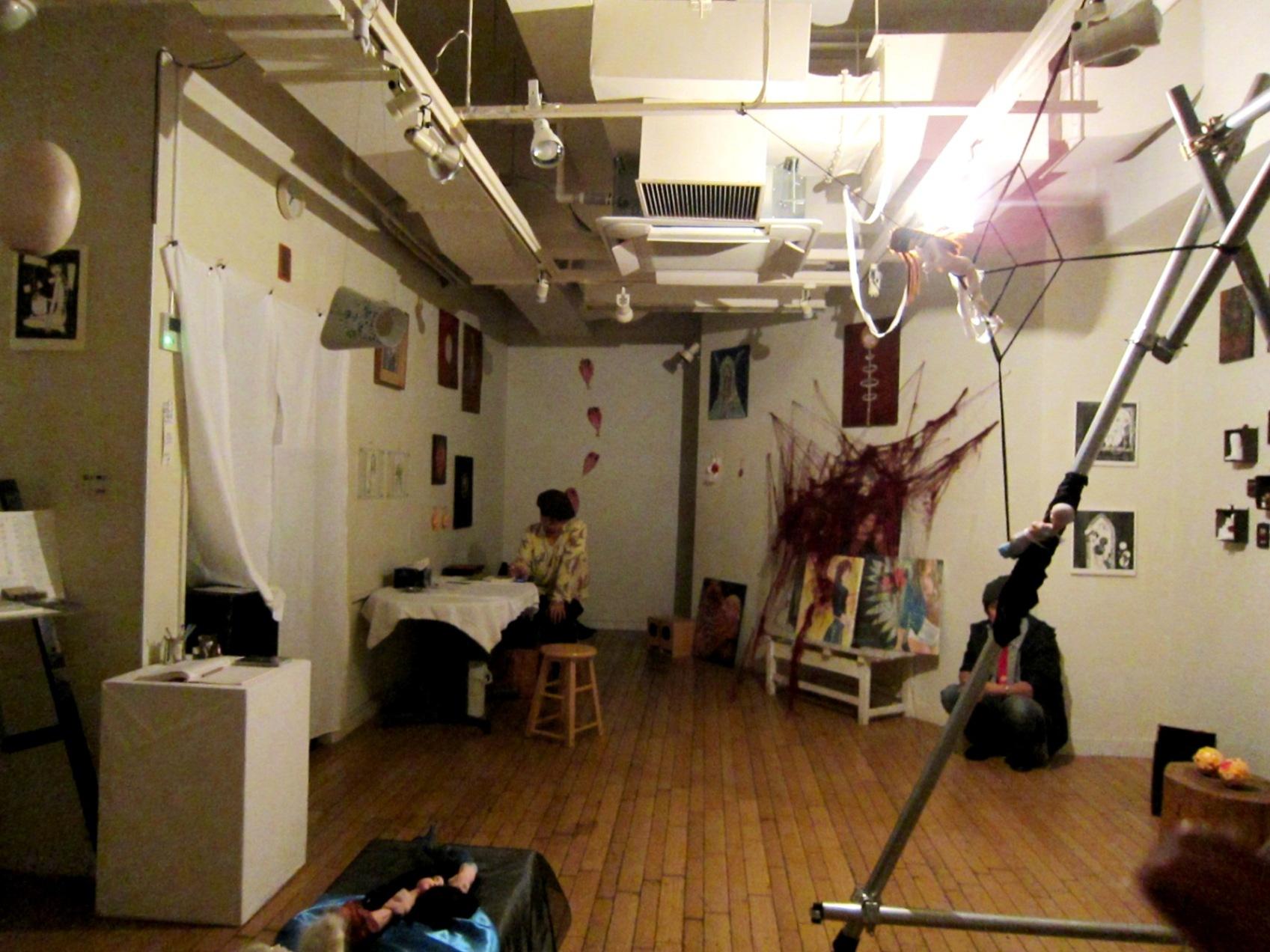 2211) 「札幌地下之会 展」 たぴお 9月16日(月)~9月21日(土)_f0126829_2052294.jpg