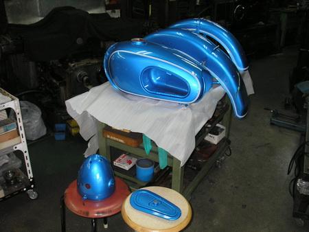 R50-60 塗装と電装交換_e0218639_1012342.jpg