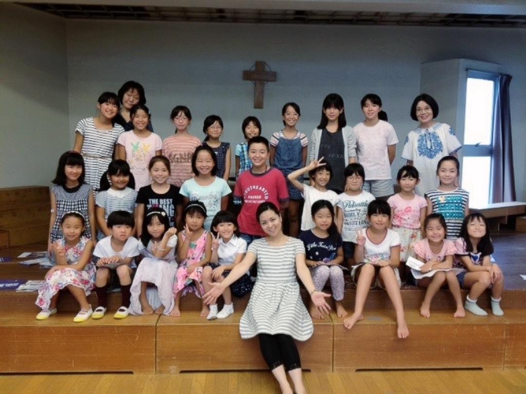 FMヨコハマ合唱収録@港南台少年少女合唱団_a0271541_1056383.jpg
