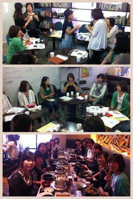 サロンマーケティング実践塾 さらさらカフェを開催しました!_f0140145_13314229.jpg