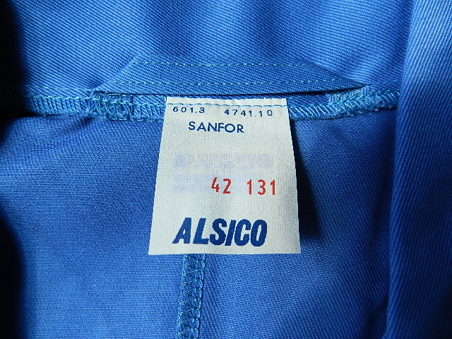 French work coat 70\'s dead stock rare color_f0226051_11162498.jpg