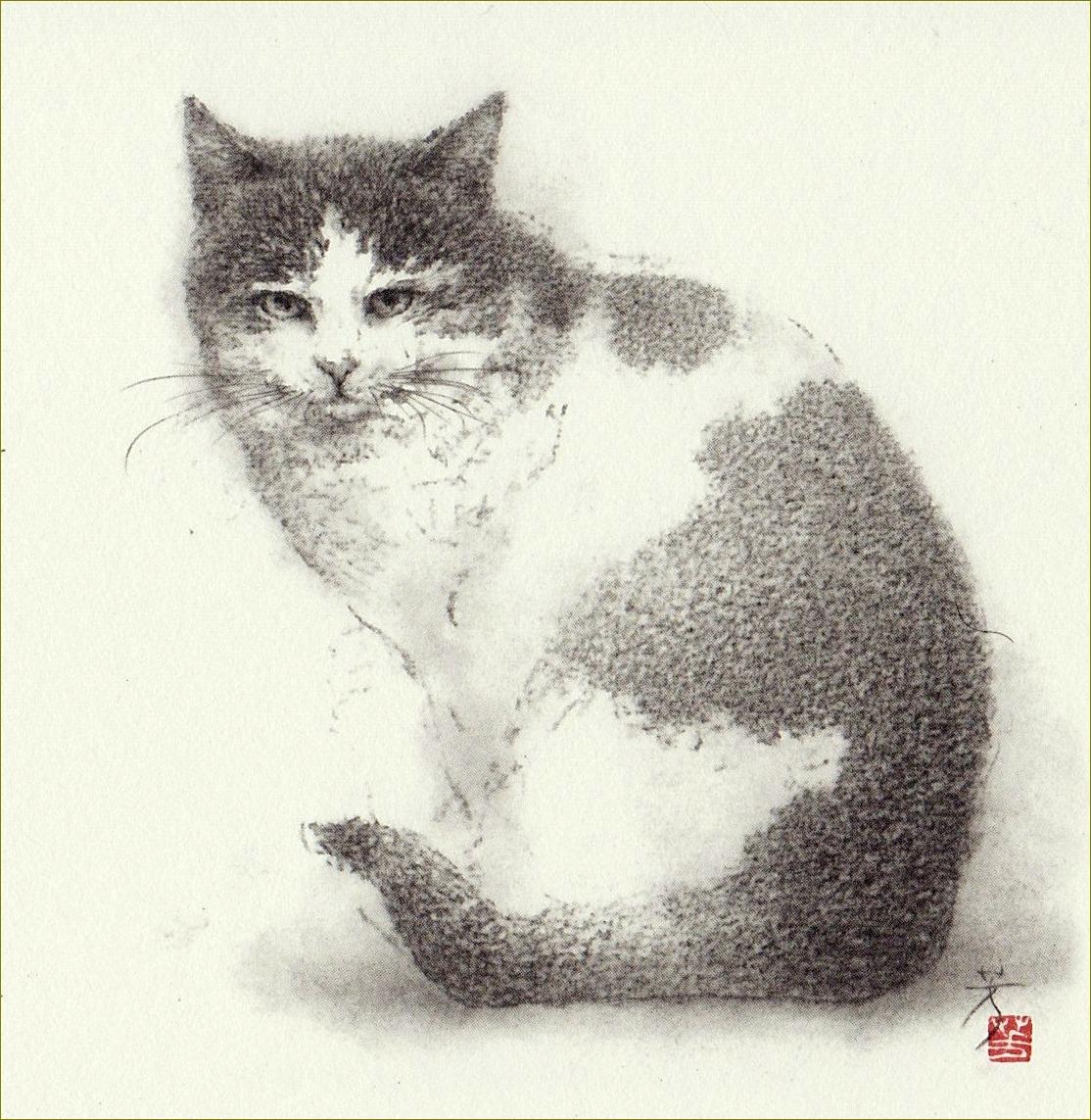 《 『にゃんご』 の肖像 》 _f0159856_7235462.jpg