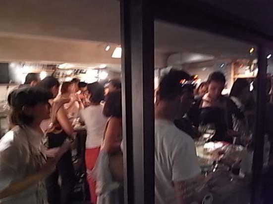 チニャーレのイベント「Napoli Night」に行ってきた♪@表参道_b0051666_139991.jpg