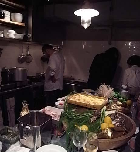 チニャーレのイベント「Napoli Night」に行ってきた♪@表参道_b0051666_1412267.jpg