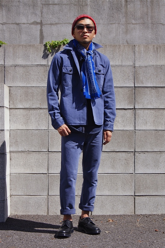 N.HOOLYWOOD 2014 S/S  & 2013 - 14 A/W Review!!_f0020773_20525251.jpg