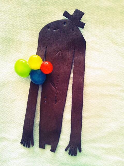 まつしま&グラン・ルーとカレンダーサンプル設置と陶人形となんたら星人_c0246783_18531084.jpg