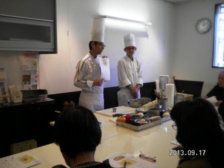お料理教室開催_e0190287_15203094.jpg