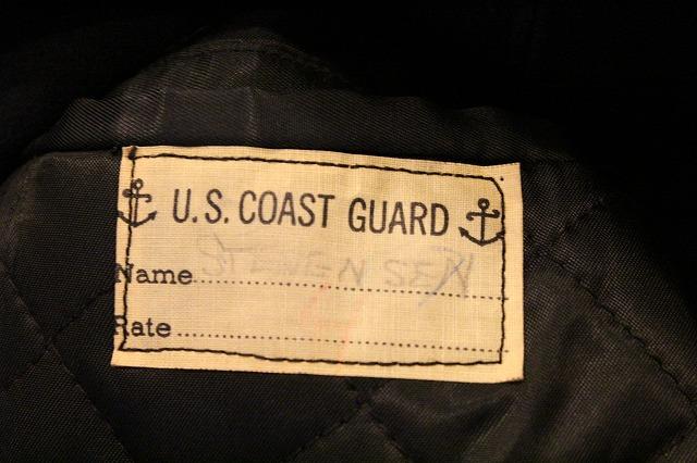 US COAST GUARD 10B ピーコート_d0121303_1459935.jpg