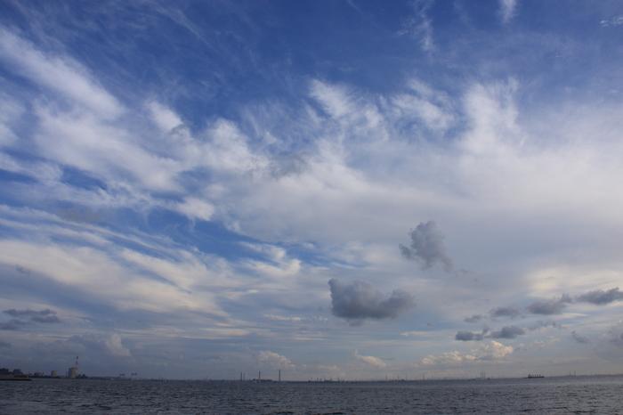 塔状雲 (巻雲)_b0268615_6432525.jpg
