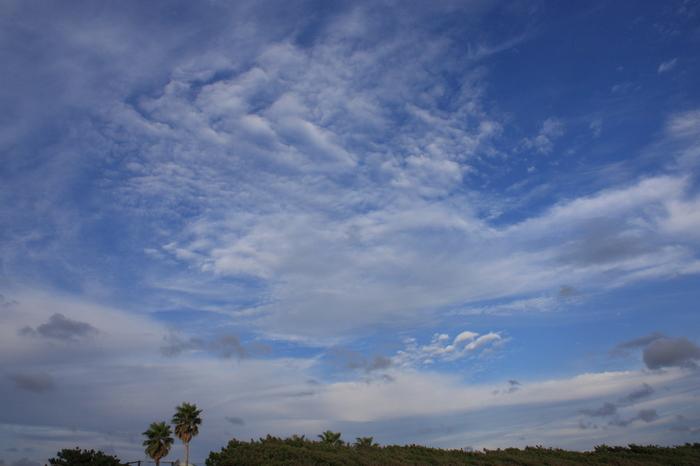 雲の競演_b0268615_7412243.jpg