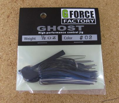 G FORCE FACTORY GHOST(ラバージグ)  New_a0153216_22395574.jpg