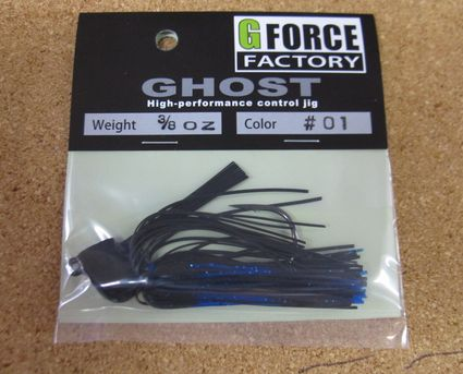 G FORCE FACTORY GHOST(ラバージグ)  New_a0153216_22425567.jpg